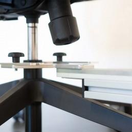 DIN ISO/CD 24496, EN1335-1:2020 Stuhl Messgerät test