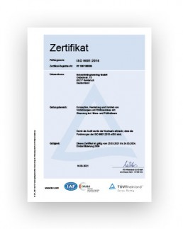 DIN ISO-9001:2015
