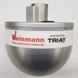 Wireless TRIAX HIC MesssystemFallkörper
